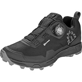 Icebug Rover RB9X GTX Shoes Dam black/slate gray